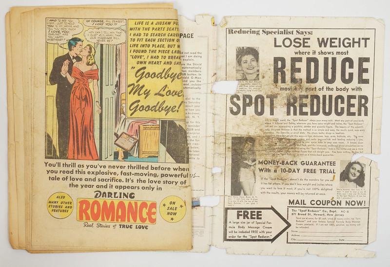 HD0326 Pep Comics 1940 #67 Archie DSC04532
