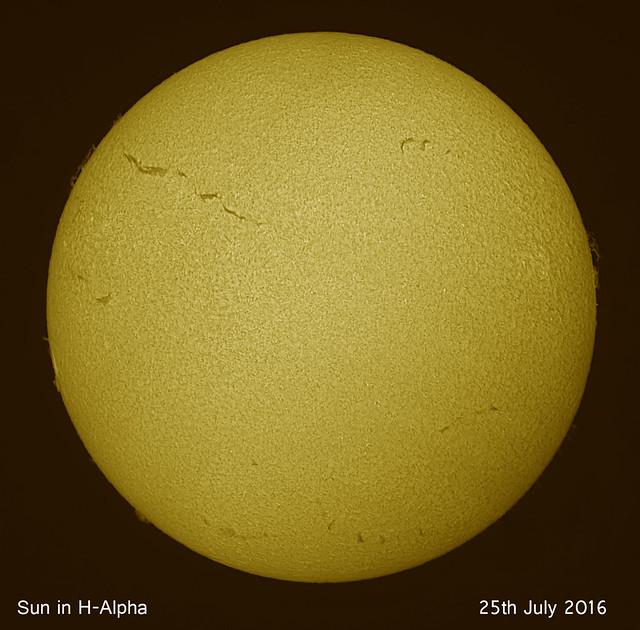 Sun 25th July