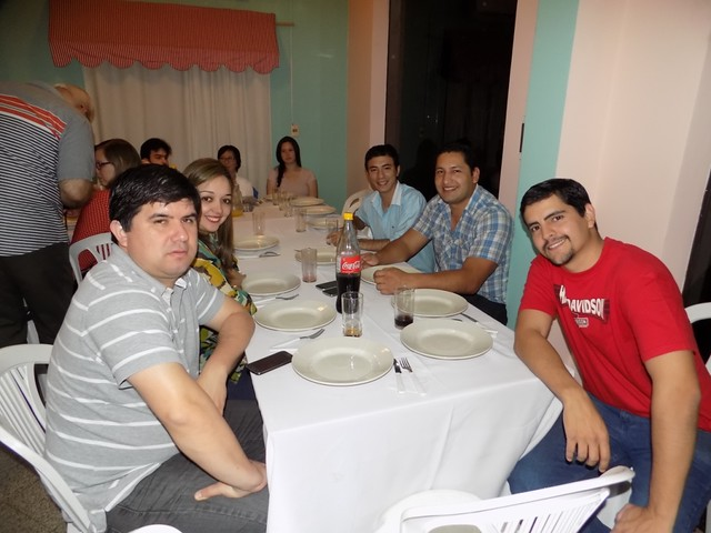 HMO in Asunción, Paraguay  July 4 to 12, 2016