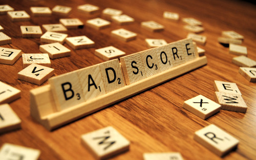 Bad Score | by Got Credit
