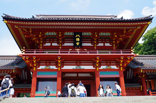Temple Hachimangu | by sonyan_en_photo