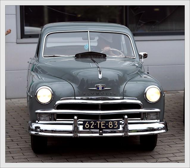 Plymouth P20 Special De Luxe / 1950