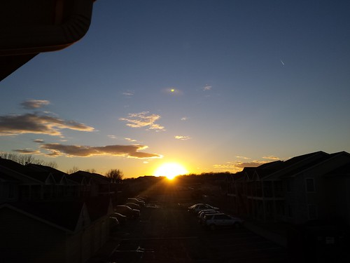sunset skyline landscape samsung topeka day20 day20365 samsunggalaxy 20jan15 samsunggalaxys4 galaxys4 samsungs4 365the2015edition 3652015