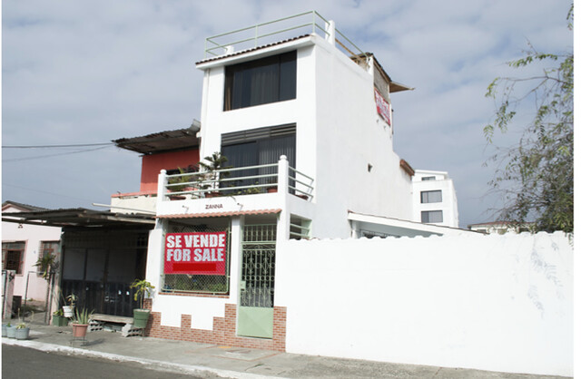 Ecuador beach properties