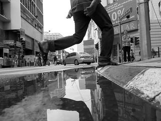 Wet Street | KL Street 2015 | by Johnragai-Moment Catcher