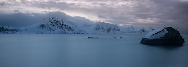 Winter in Lofoten 2015
