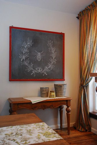 Chalkboard Corner | by A Storybook Life