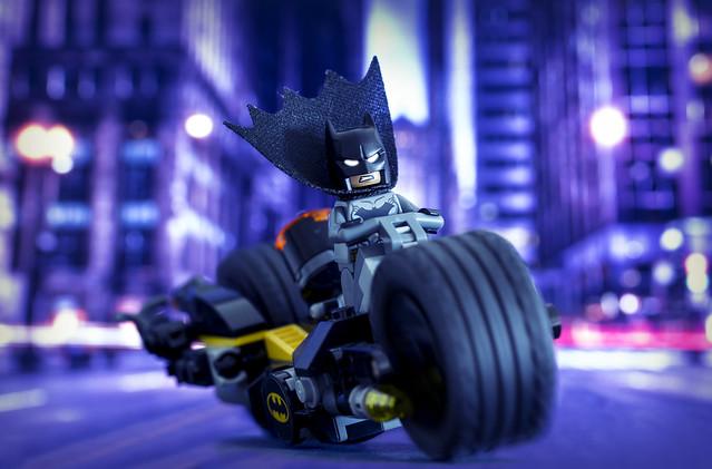 Lego Batbike