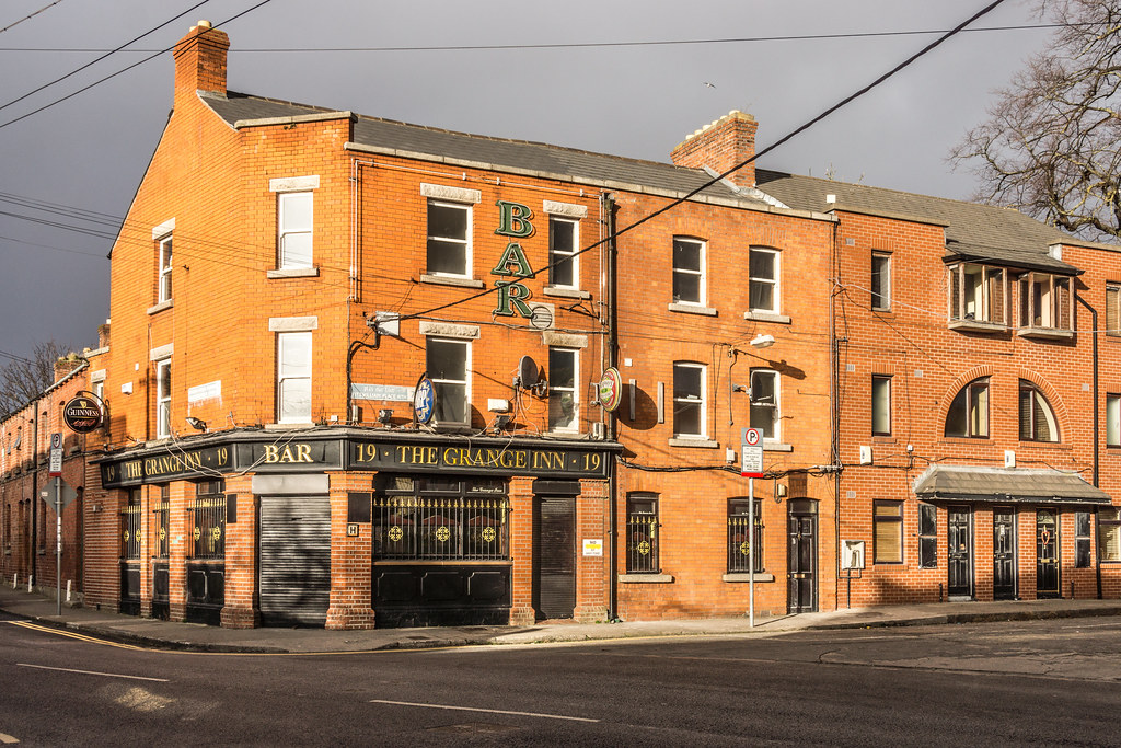 THE GRANGE INN [DUBLIN PUB] REF-101709