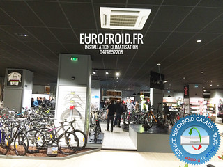 entreprise-climatisation-magasin-lyon-villefranche-macon-bourg | by Eurofroid