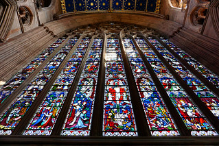 Carlisle Cathedral interior | by barnyz
