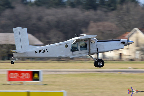 PC-6 - F-HIHA | by Pierre-Luc G. Photographies