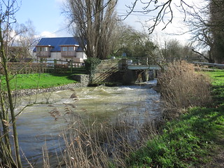 Jordans Bridge, River Ivel