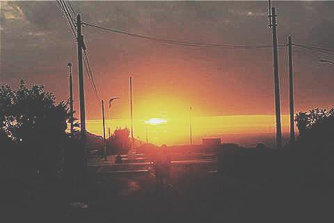 street sunset peru cool nikon pavement sunday deep dirty ancon antiguo chasing novat vscocam