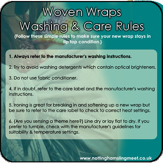 Washing & Care Rules | by ngslingmeet