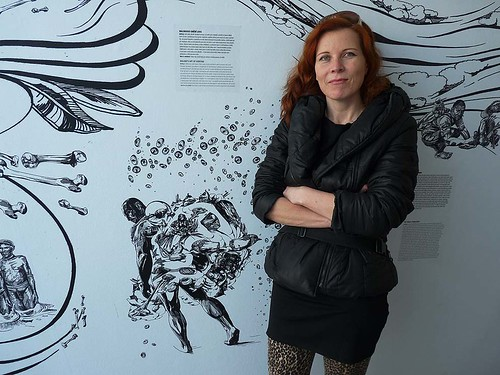 Barbora Šlapetová a Papua-Nová Guinea – setkání moderního umění s pravěkem