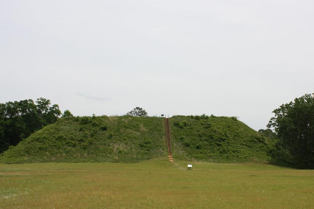 Kolomoki Mounds