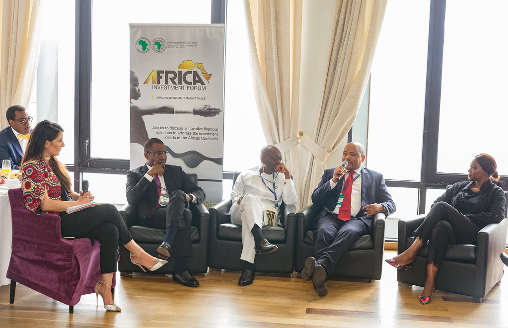 Africa Investment Forum Breakfast