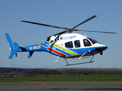 G-RIDB Bell 429 GlobalRanger cn 57105 National Grid Electricity Transmission Plc Retford Gamston 05Apr18