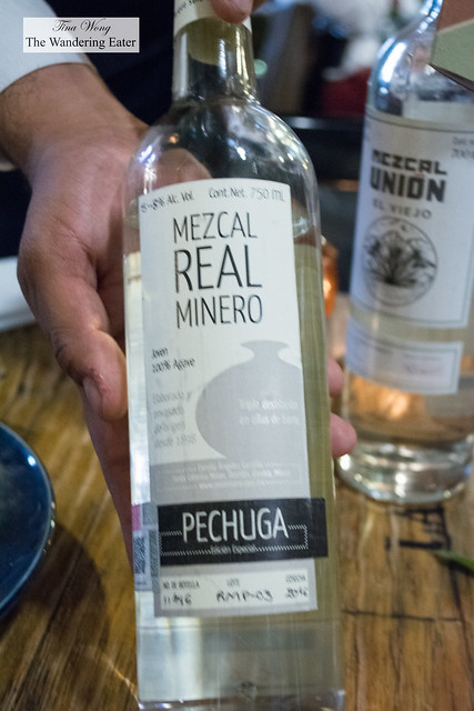 Mezcals to drink for the evening - Mezcal Real Minero