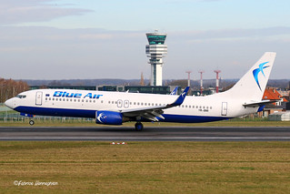 YR-BMI Blue Air Boeing 737-8K5(WL) | by Planes , ships and trains!