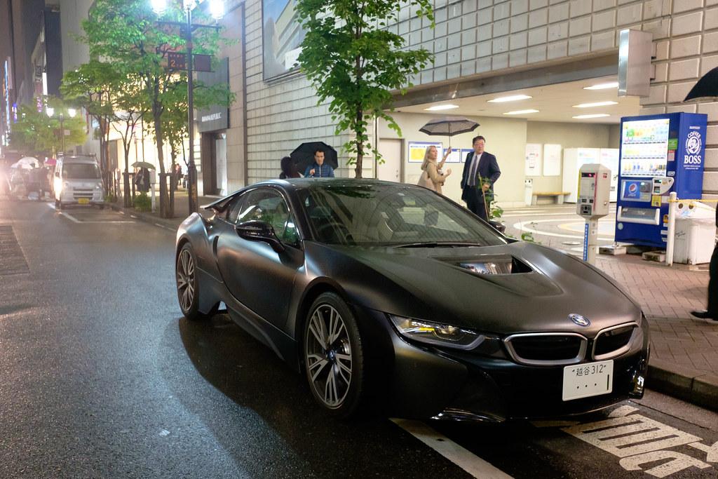 BMW i8 2018/04/18 X7000524