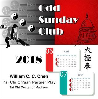 Odd Sunday Club Logo Prototype 4 | by OnTask