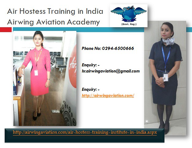 Air Hostess Job in India Airwing Aviation Academy | Air Host… | Flickr