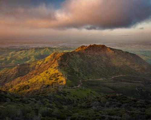 mountains mtdiablo canon5dmkii color clouds canon24105mmf4l california landscapes