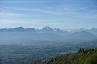 La Tournette @ Alpage @ Hike to Salève   by *_*
