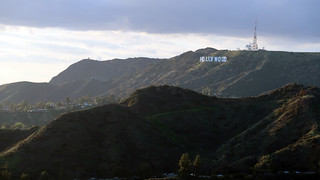 Hollywood sign | by Parkzer