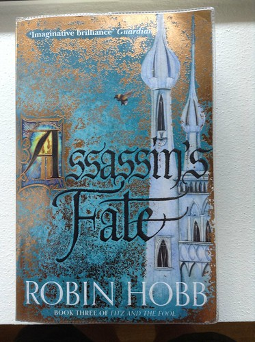 Assassin's Fate - Robin Hobb | by Mary Loosemore