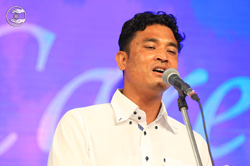 Nepali devotional song by Gautam Sundas from Sikkim