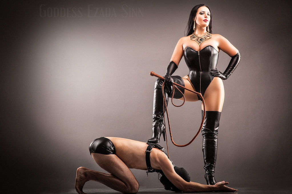 Woman on woman domination