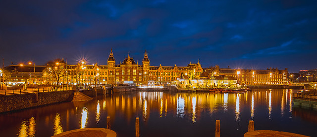 Amsterdam Central Station - Centraal Station