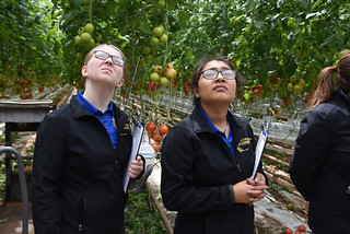 ACE Academy Students Tour Intergrow and Explore Careers in