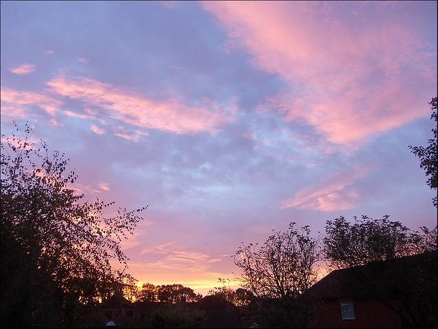 A September Daybreak ..