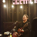 Wed, 21/01/2015 - 11:22am - Longtime FUV fave Martin Sexton in performance for WFUV members at Electric Lady Studios in NYC, 1/20/15. Hosted by Rita Houston. Photo by Gus Philippas