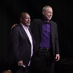 Kenny Barron & Dave Holland at Nate Holden Performing Arts Center, Sunday, December 7, 2014. Photos reproduced by Bob Barry's kind permission.