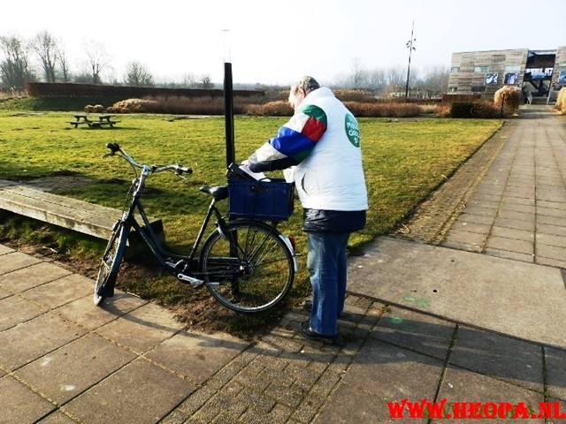 2015-02-19 Markeerdag  Almeerdaagse Almere (1)