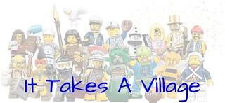 It Takes A Village | by mrkrndvs