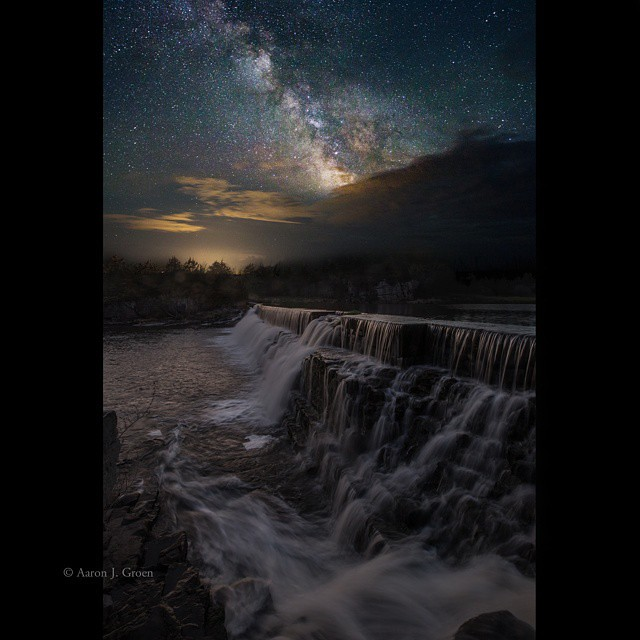 Waterfall Dreamscape
