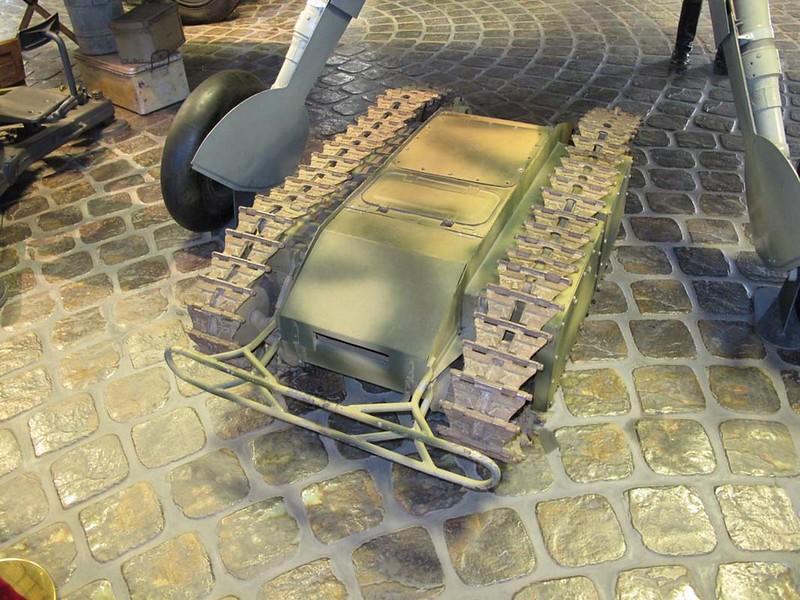 SdKfz 302 Leichter Ladungstrager Goliath 1