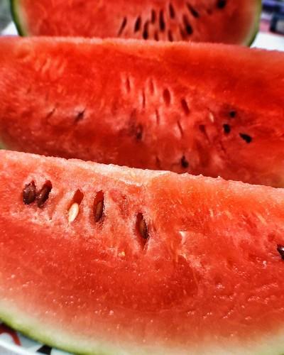 Watermelon summertime  #photooftheday #amazing #likes4follow #instalike #igers #picoftheday #food #instadaily #instafollow #followme #instagood #bestoftheday #instacool #instago #follow #webstagram #colorful #summer #food #red #foodporn #yum #instafood #y | by Mario De Carli