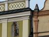 Jindřichův Hradec, náměstí Míru, měšťanský dům U Červené věže, foto: Petr Nejedlý