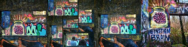 farnham road graffiti . . .
