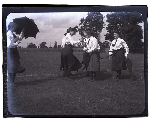 Carshalton Convent (St Philomena's School) Sports, 8 Jul 1907 | by David Knights-Whittome Photographic Archive