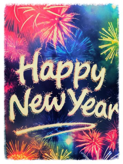 Happy New Year #EpicFireworks