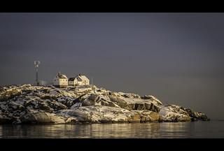 Stavernsodden fyrstasjon | by Kristoffer Molvig