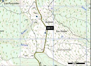 GRI_11_M.V.LOZANO_POZO LAS GRAJAS_MAP.TOPO 2